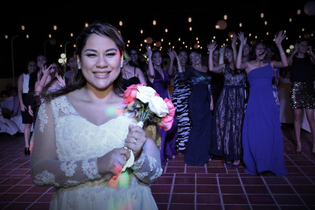 fotografía Santa Ana evento boda decoración recepción adorno Hotel Sahara