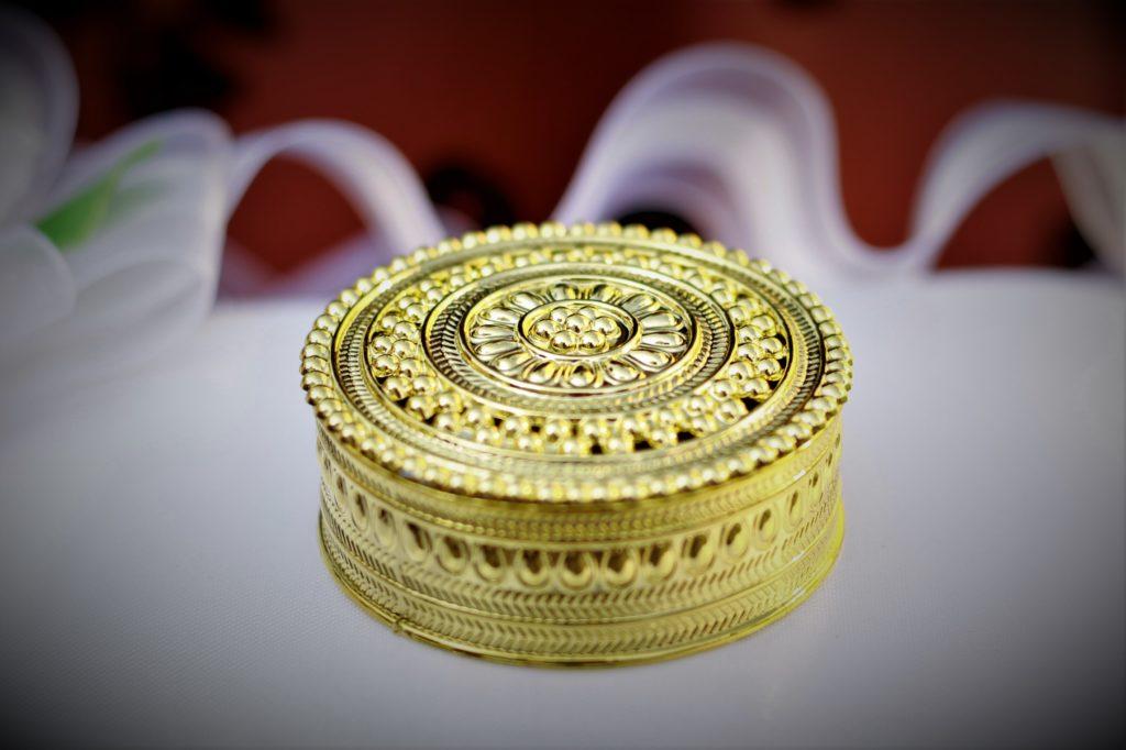 fotografía Santa Ana evento boda decoración adorno anillos