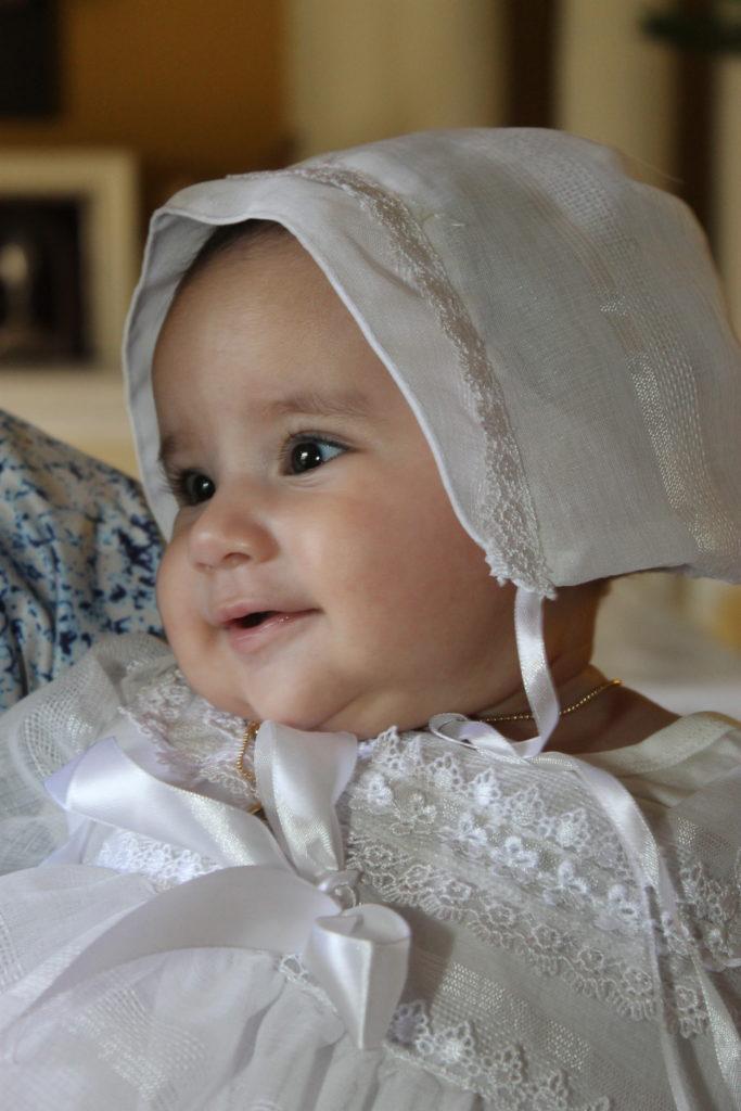 fotografía Santa Ana bautizo decoración adorno
