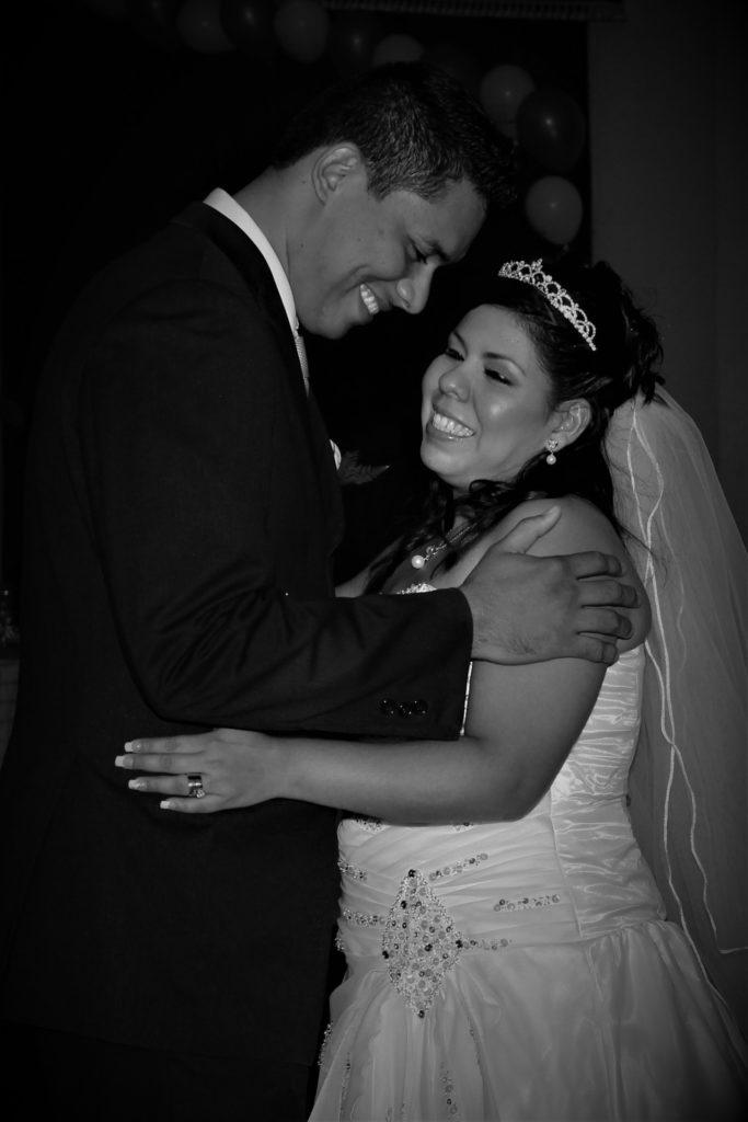 Fotografía recién casados