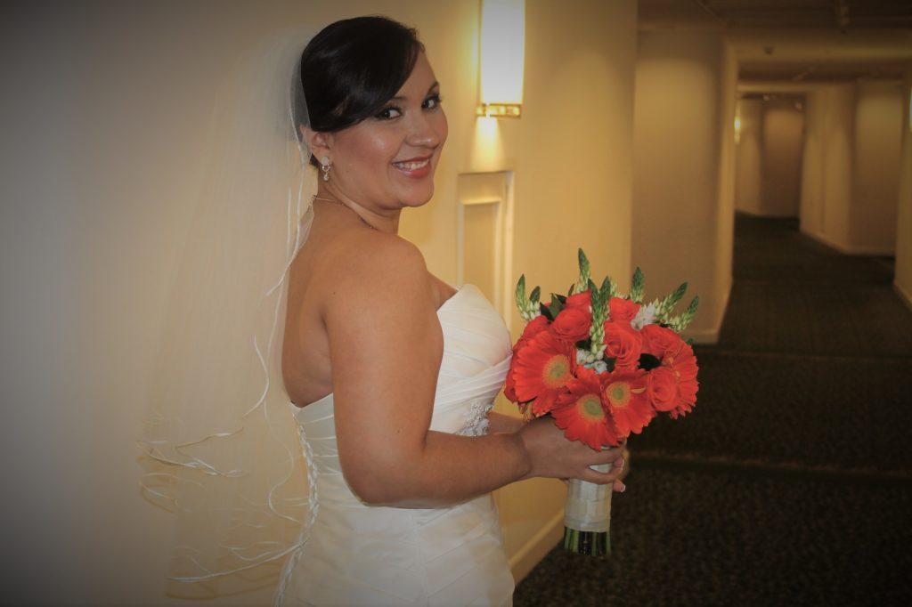 La novia rumbo a su boda