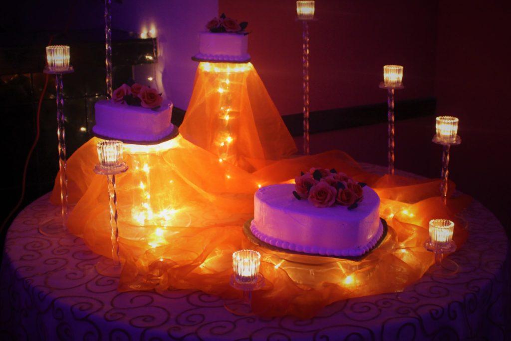 Pastel de boda Deportivo San Salvador