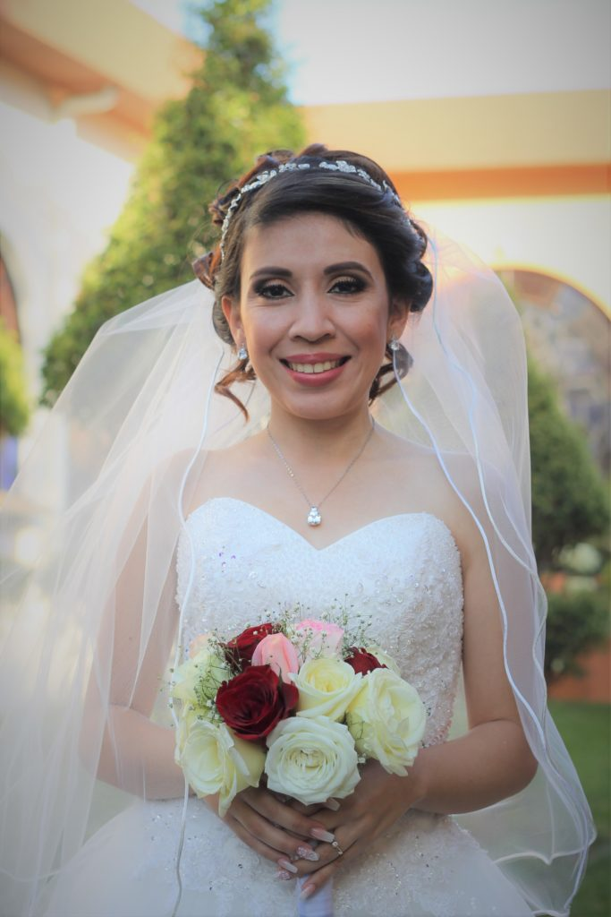 La novia boda Santa Ana