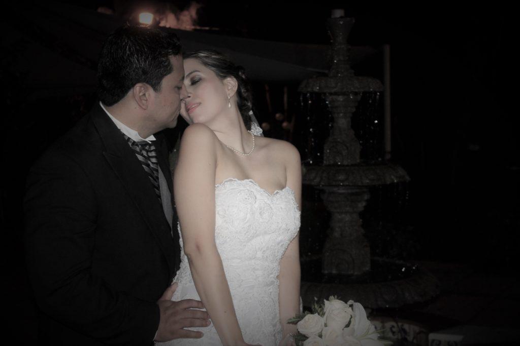 Sesión fotográfica de bodas