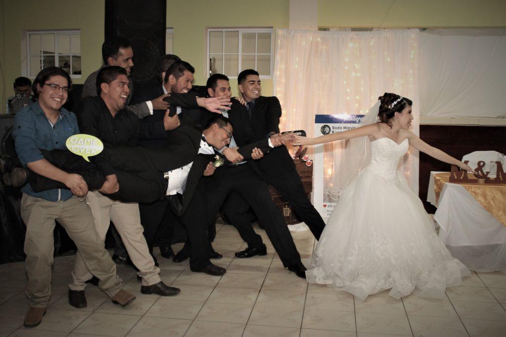 Grandes momentos de boda
