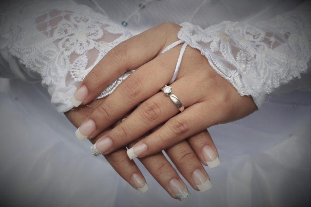 Anillo compromiso boda