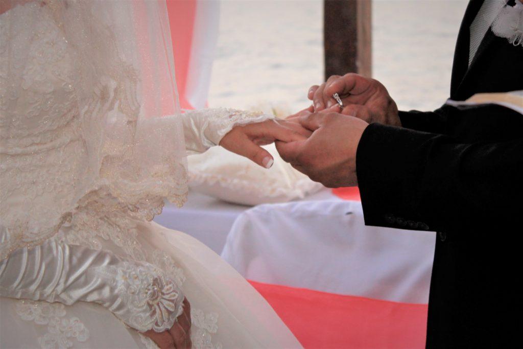 Anillo de boda Santa Ana