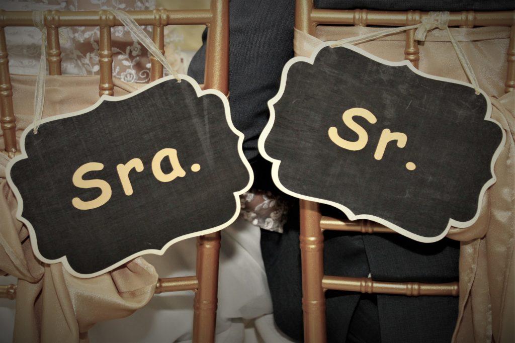 fotografía Santa Ana evento boda decoración